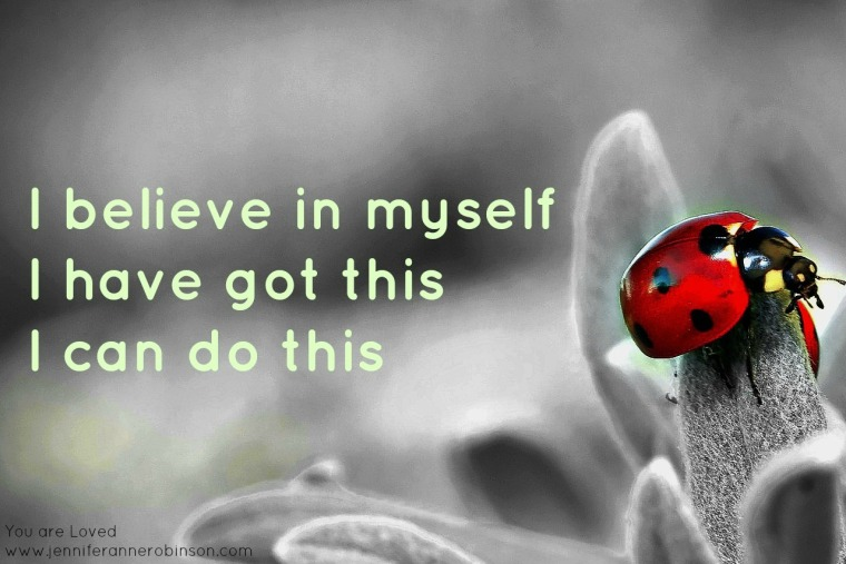 I believe in myself 2